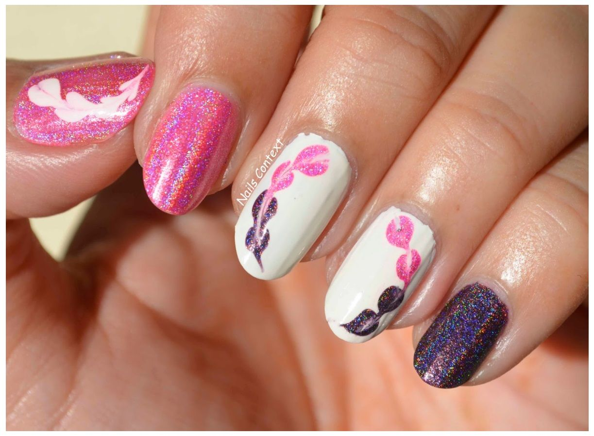 Stylish valentine drag marble nail art design 2017 nails stylish valentine drag marble nail art design 2017 prinsesfo Gallery