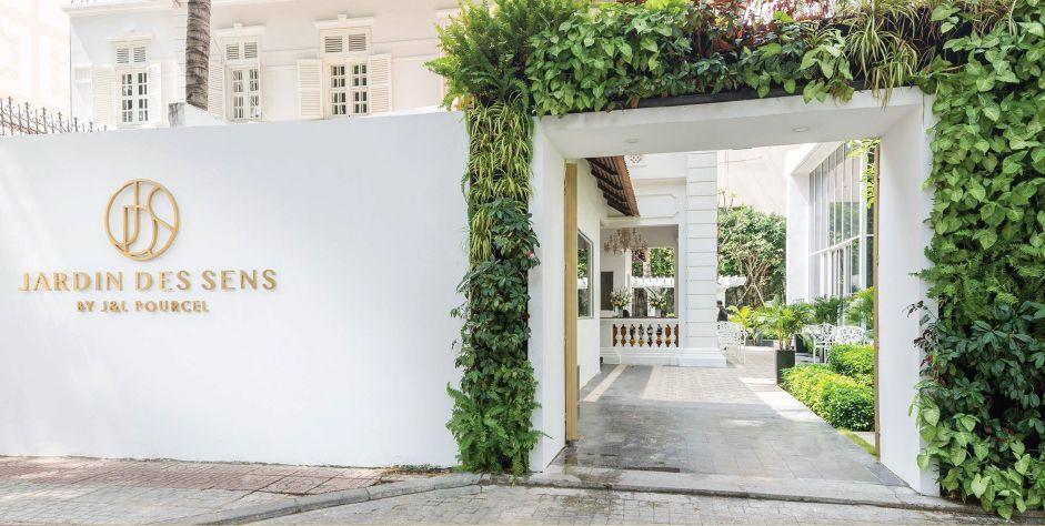 Jardin Des Sens Saigon Jdspourcel On Pinterest