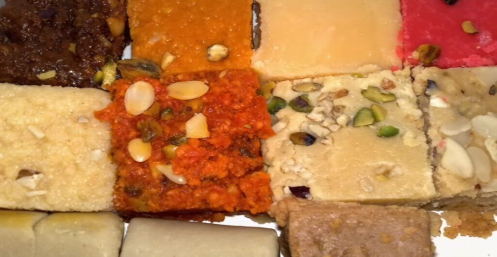 Indian Sweets Image Winter snack, Lucky food, Snacks
