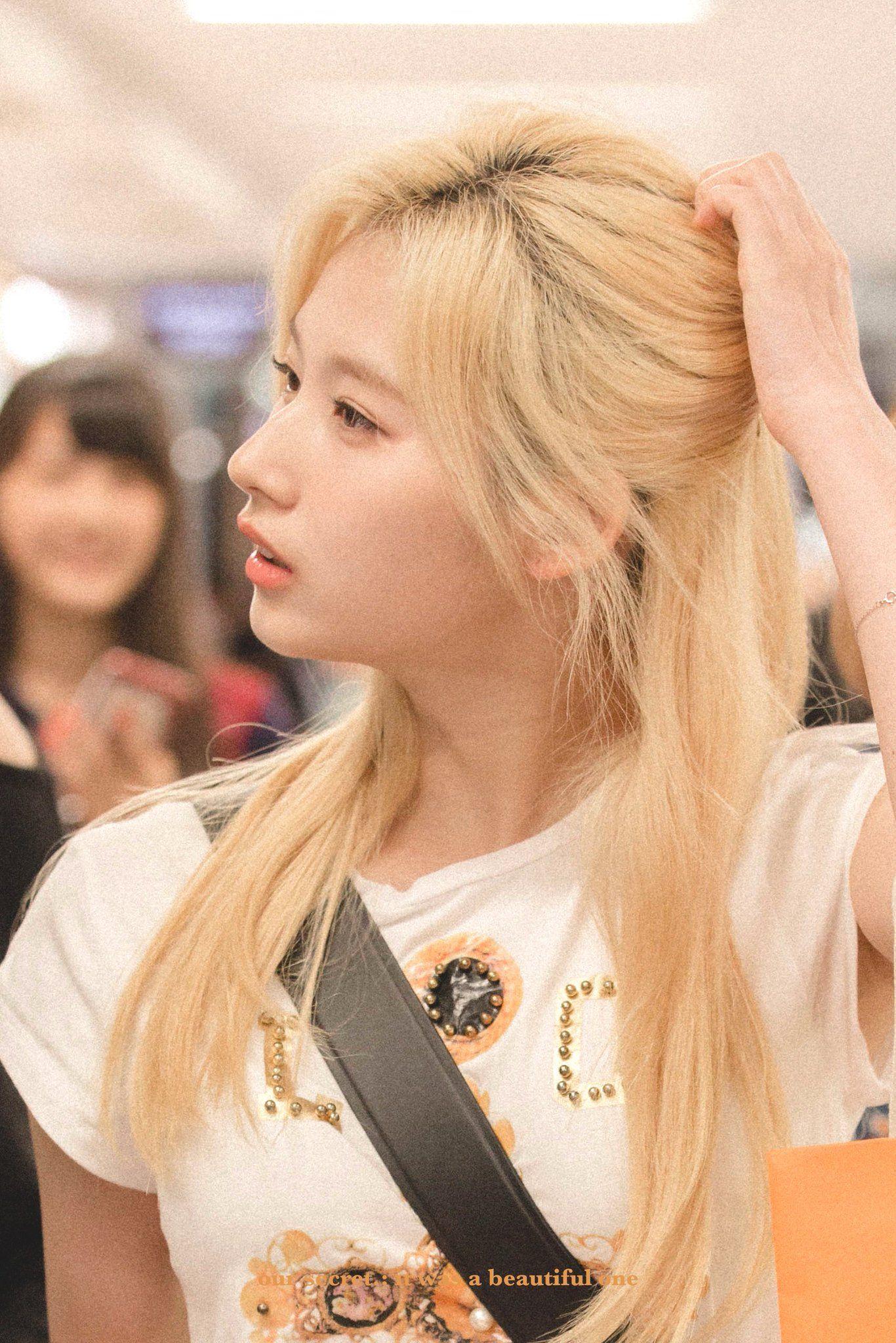 Twitter Kpop Girls Korean Beauty Nayeon