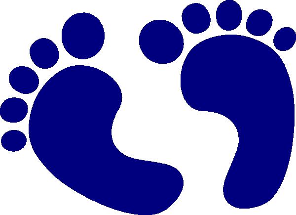 Vector Clip Art Online Royalty Free Public Domain Baby Footprints Baby Clip Art Clip Art