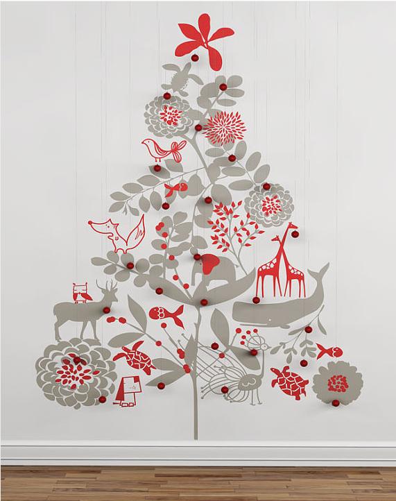 little lion original christmas tree h h christmas. Black Bedroom Furniture Sets. Home Design Ideas