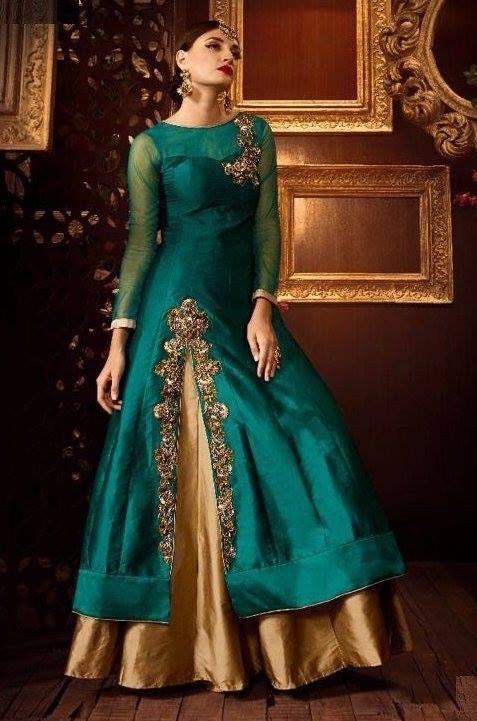 Desi Party Dress