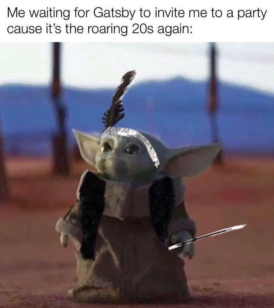 Baby Yoda Memes On Instagram Babyyoda Babyyodamemes Starwars Starwarsmemes Yoda Yodamemes Themandalorian Th Star Wars Memes Yoda Meme Star Wars Humor