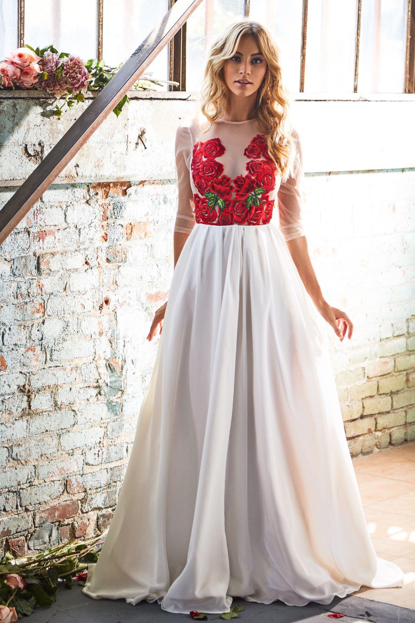 wedding dress - Lurelly Bridal Wedding Dress | fabmood.com