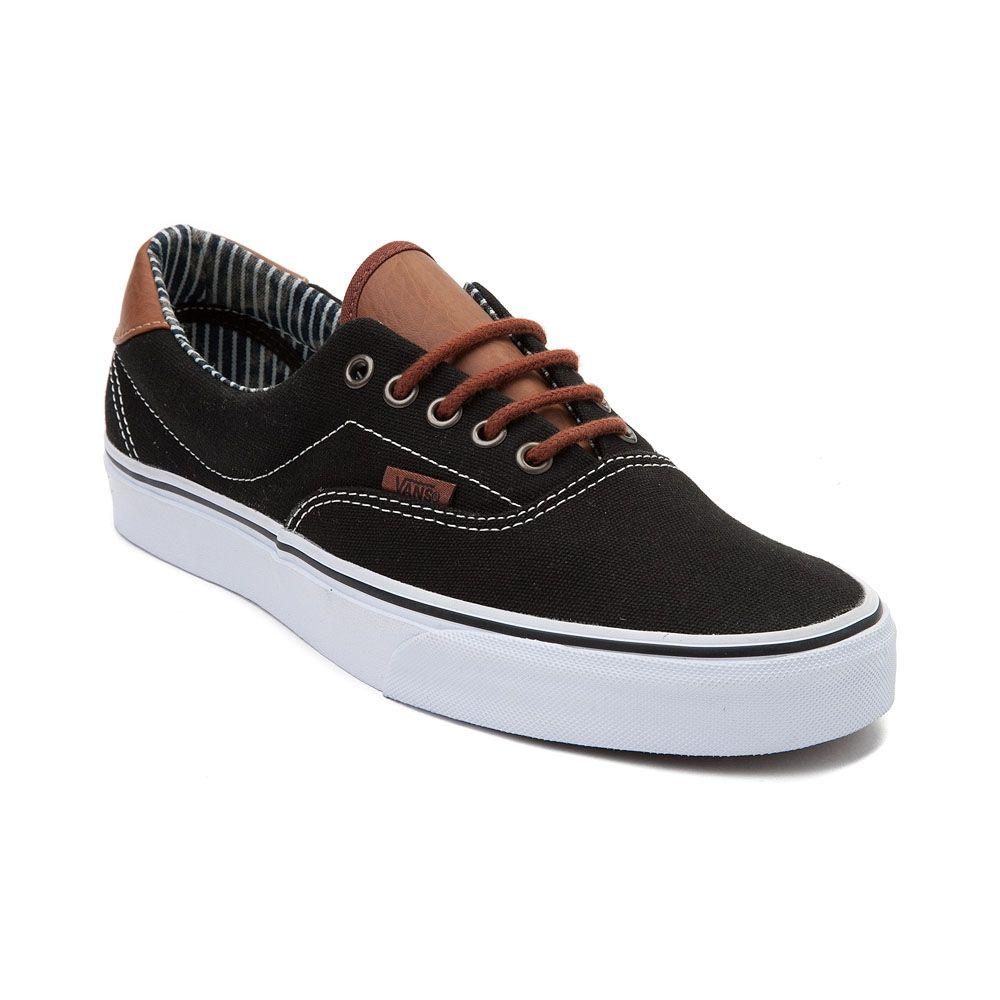 4201a632f5 Vans Era 59 Stripe Skate Shoe