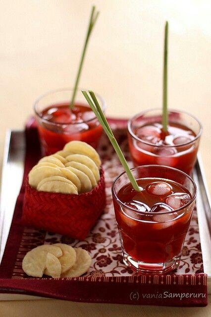 Bir Pletok Cuka Apel Apple Cider Resep Minuman