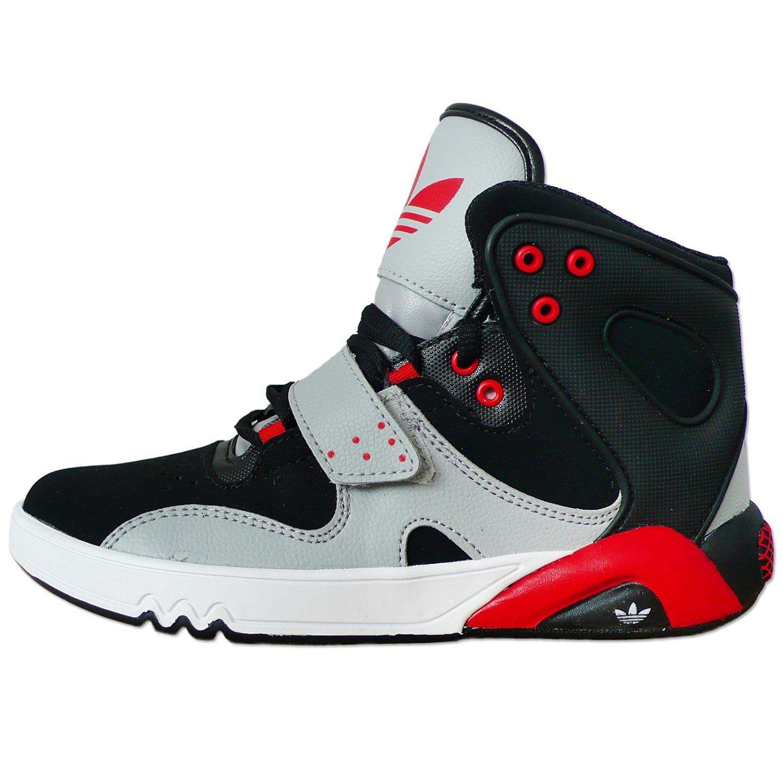 Adidas Originals Roundhouse J Unisex Kids Trainers (Q32609 ...