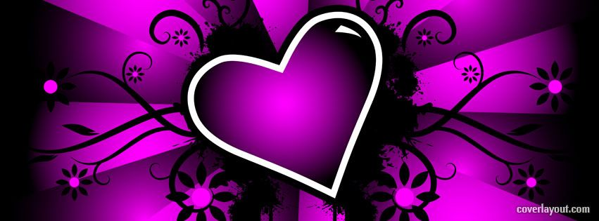 Purple Cover Photos For Facebook Timeline