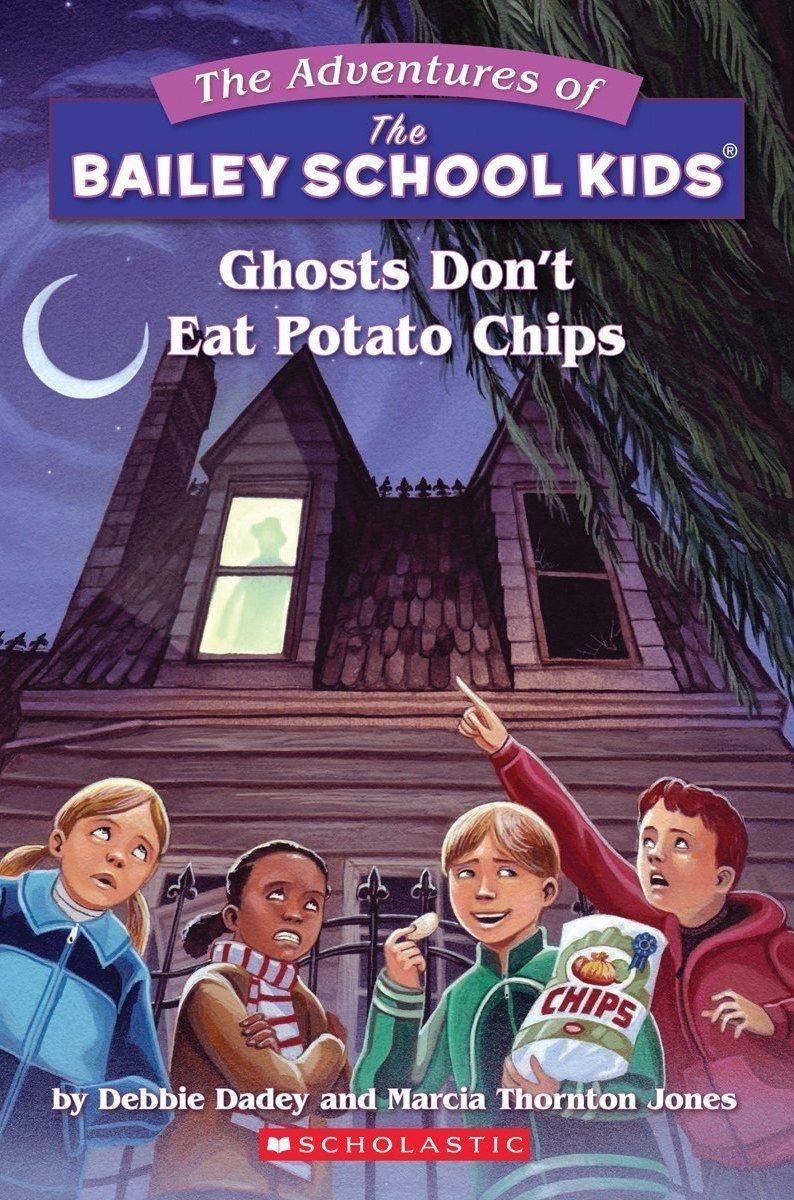 29 Books Every 90s Kid Will Immediately Recognize Bailey School Kids Kids Series Kids School