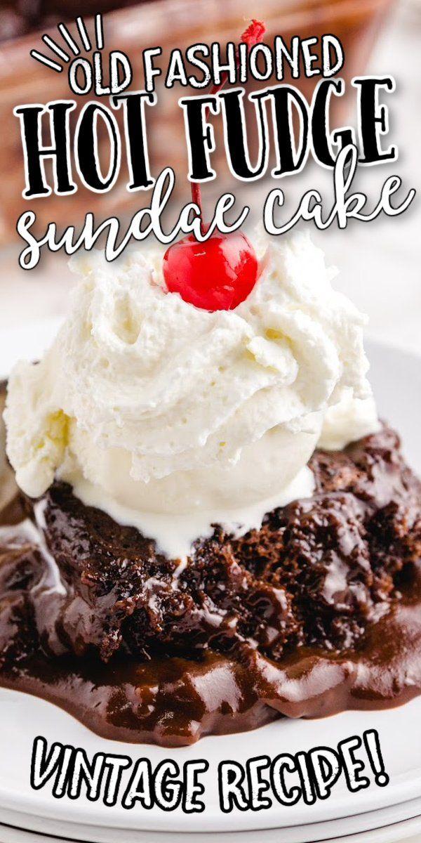 Photo of Hot Fudge Sundae Cake