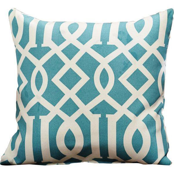 Noelle Indoor Outdoor Pillow Cover Joss Main Outdoor Decorative Pillows Pillows Outdoor Pillow Covers