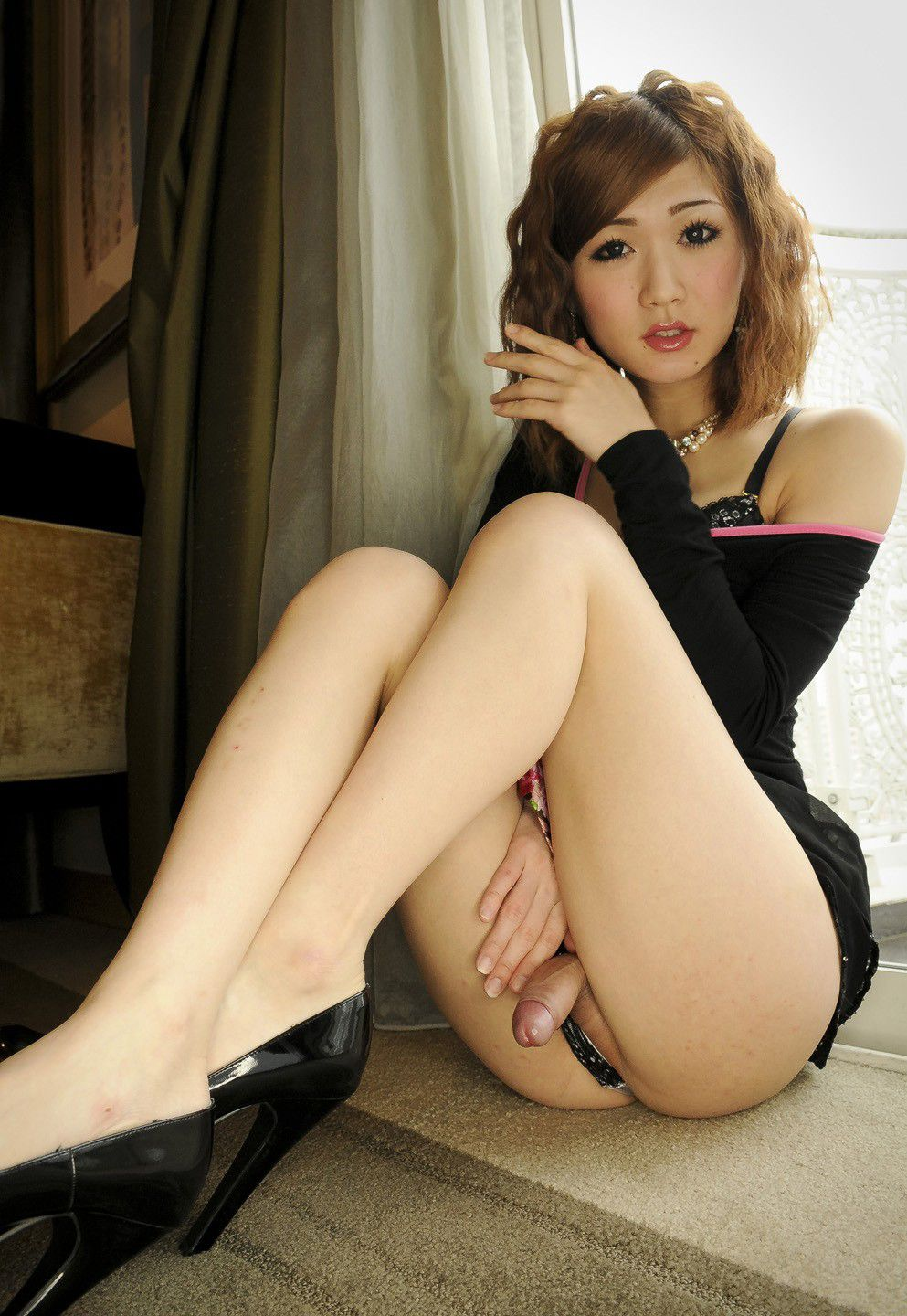 Gordon pussy beautiful asian shemale females