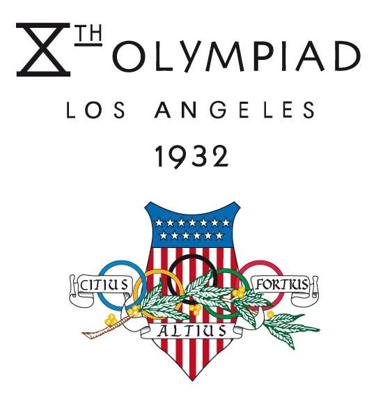 Los Angeles 1932 Summer Olympics Olympic Videos Photos News Olympic Logo Summer Olympics Olympic Games