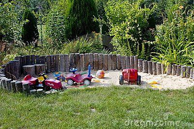 Relativ Sandkasten für Kinder … | outdoors - small play space | Sandkasten AL53