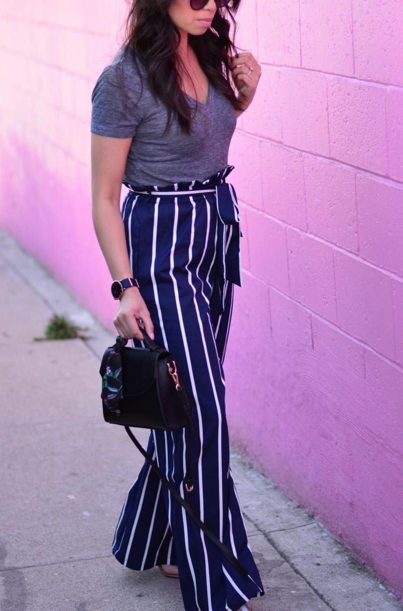 This Shirt Because I Was I Wear It As Pjs All The Time: 21 Pairs Of Wide-Leg Pants You'll Basically Want To Live