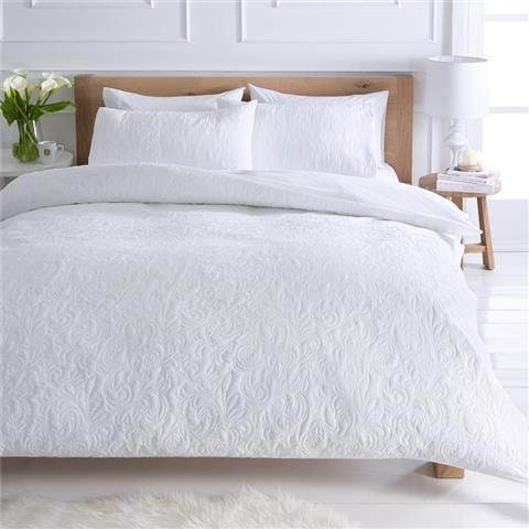 Quilted Quilt Cover Set - Double | Kmart