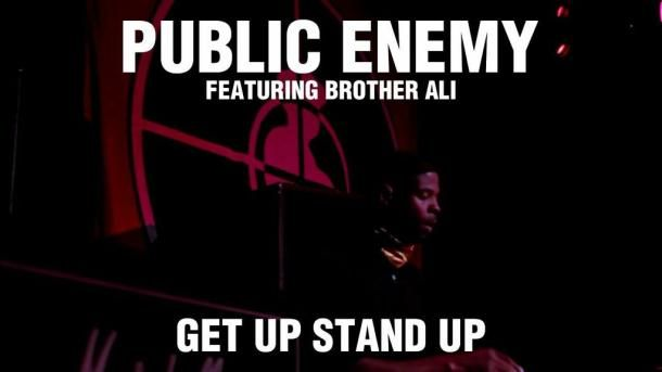 Yo! Bum rush the torrent, with a boost from Public Enemy