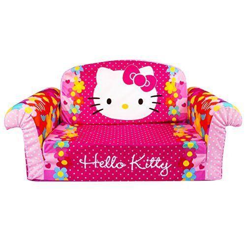 Marshmallow Hello Kitty Flip Open Sofa Hello Kitty Furniture