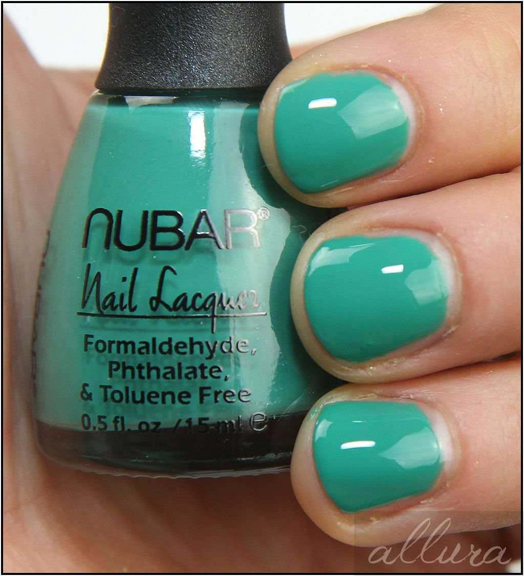 Nubar Nail Polish in Into the Wild | Products I Love | Pinterest