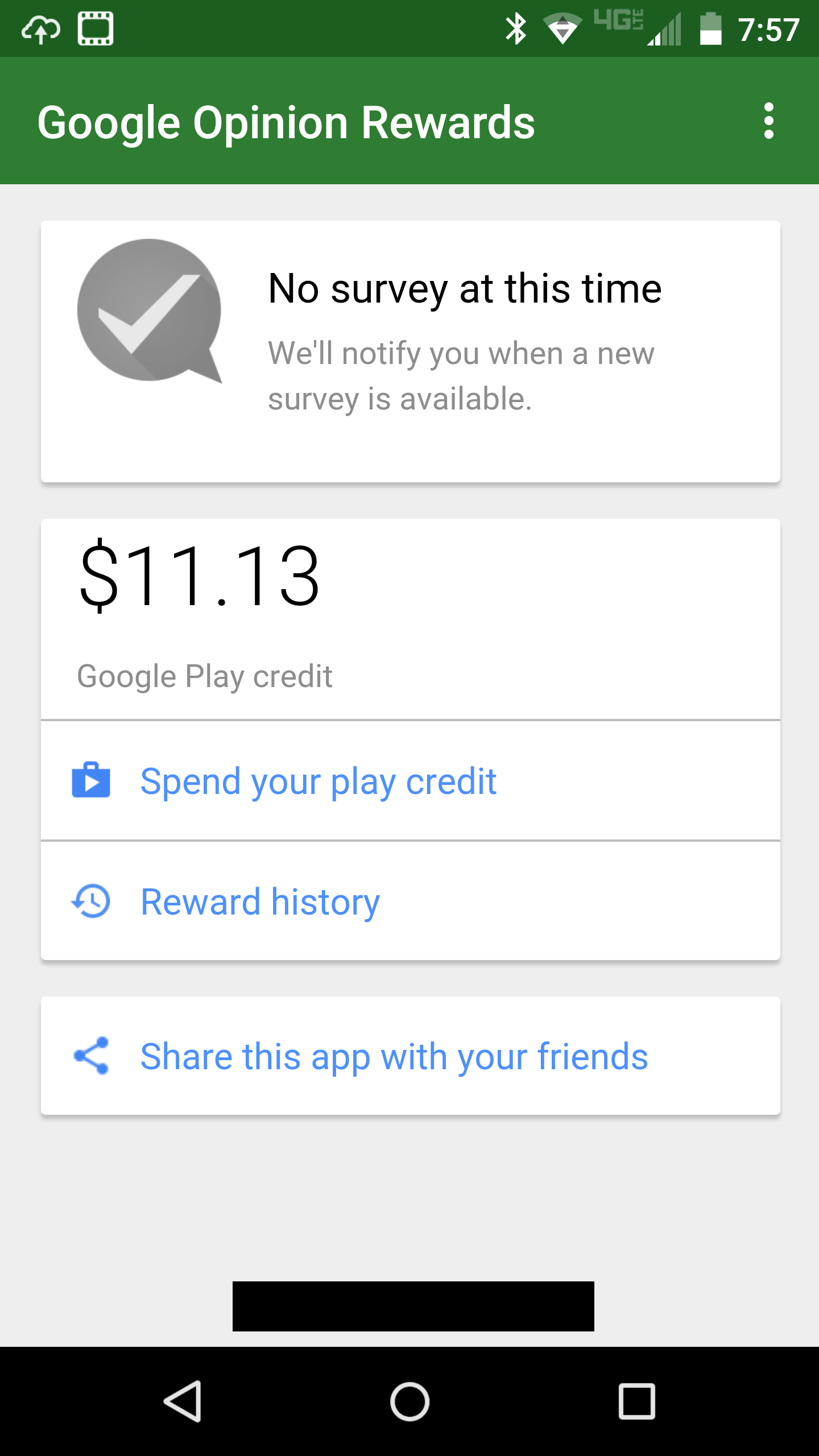 Google Opinion Rewards Get Free S With This Stupidly Easy Survey