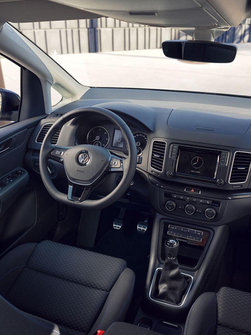 2020 Volkswagen Sharan Picture in 2020 | Volkswagen, New ...