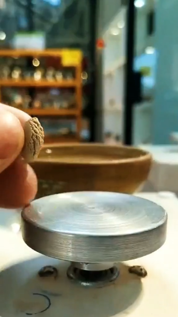 Lovely Miniature Handcrafted Pottery Work