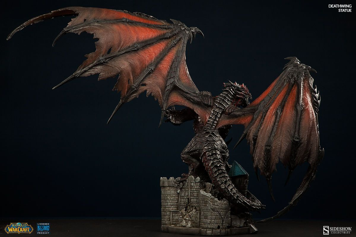 Deathwing Polystone Statue (World of Warcraft) by Sideshow Collectibles