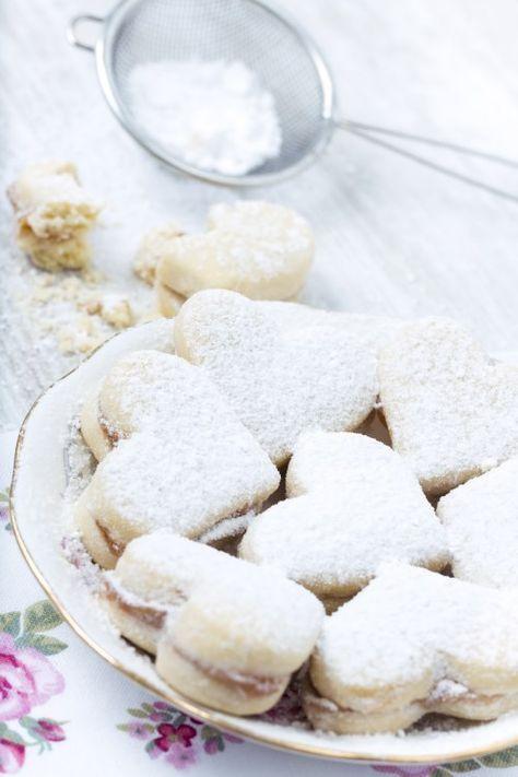 Plätzchen Rezepte: 4 himmlische Weihnachtsleckereien zum Nachbacken #plätzchenrezept