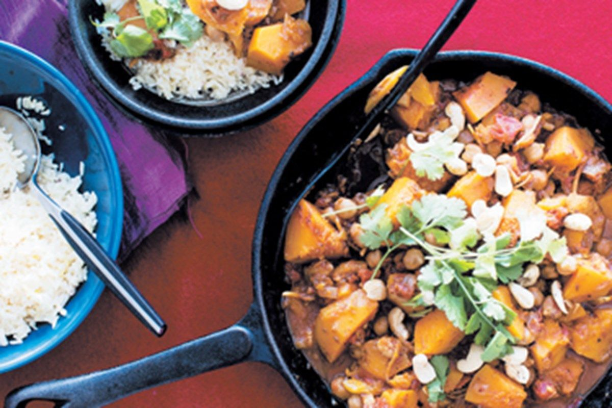 Moroccan butternut curry recipe, Bite This is so easy to