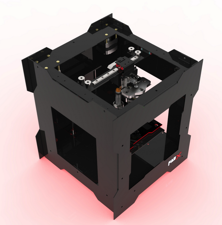 India's 3Ding Unveils FabX 2.0 3D Printer for Under 475