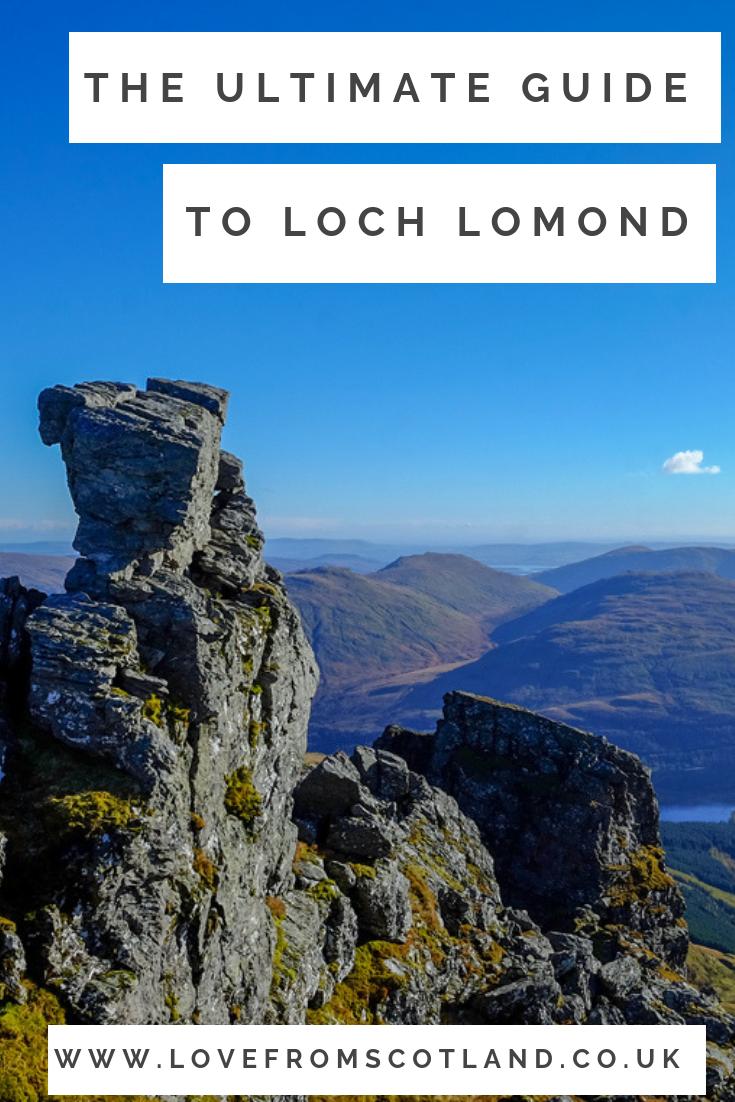 Love from, Loch Lomond