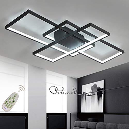 Wohnzimmerlampe Modern LED Decke Dimmbar  Wohnzimmerlampe, Lampen