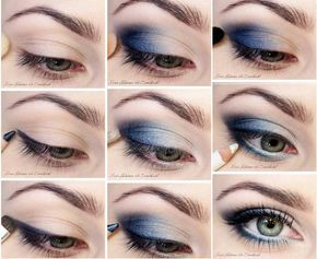 7 Types of Eye Makeup Looks You Should Try!Tutorials Included #eyemakeup