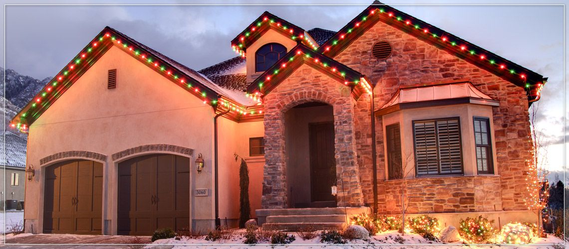 Red White And Green Outdoor Christmas Lights