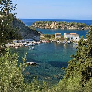 Elies Hotel Kardamyli Peloponnese Greece Reviews I Escape