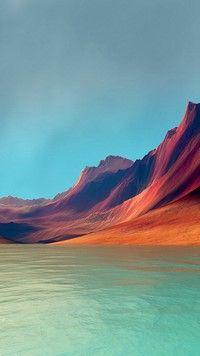 Mountains At The Lake 1080x1920 Wallpaper Abstract Iphone Wallpaper Landscape Wallpaper Iphone 5s Wallpaper