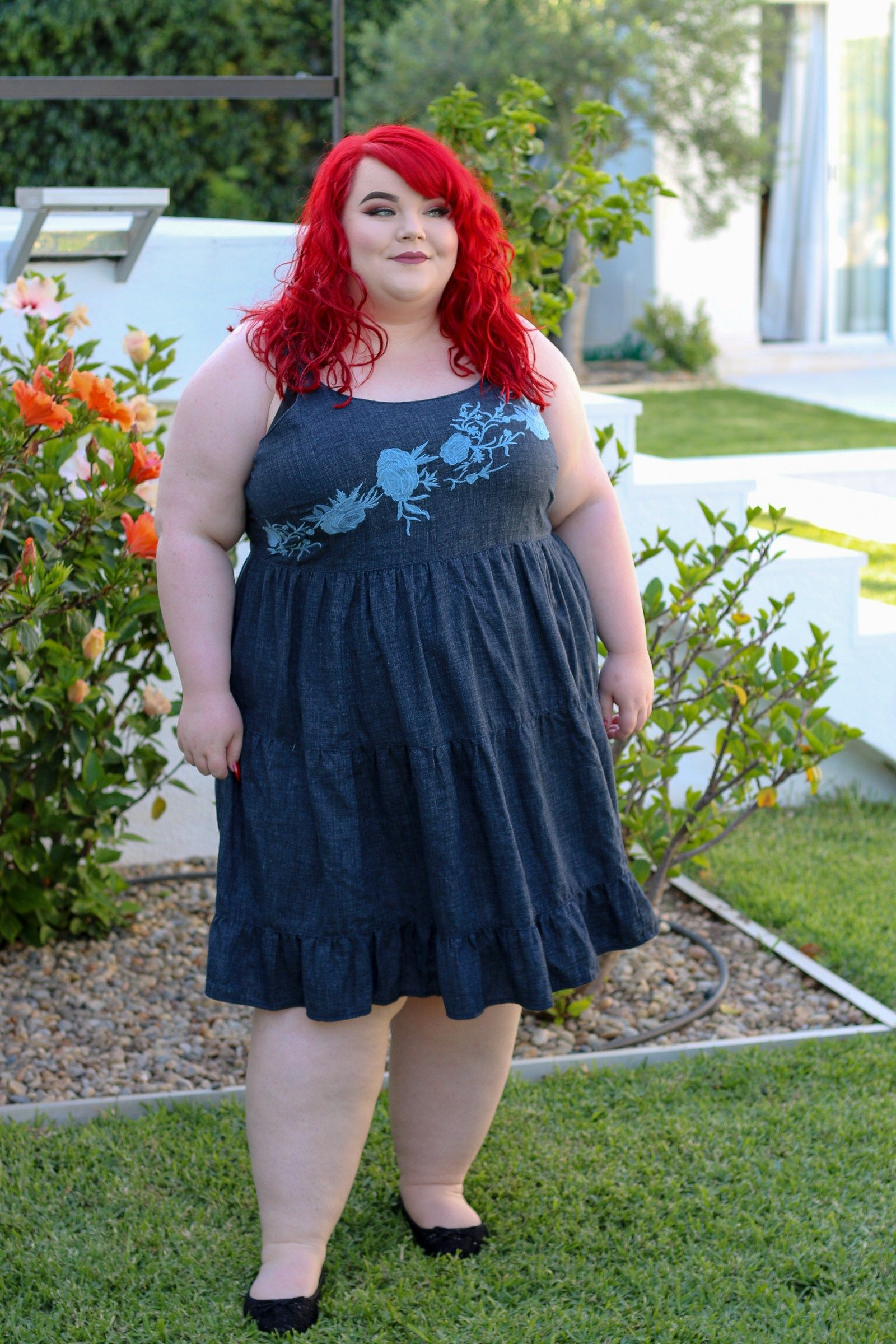 Does georgina bbw red head remarkable