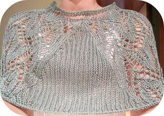 yanasknitting: Yana's Lace shawl - Free pattern