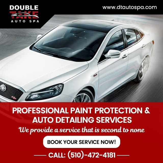 At Double Take Auto Spa We Offer A Variety Of Car Wash Services For Exterior To Interior Cleaning Our C Car Detailing Car Wash Services Cleaning Car Interior
