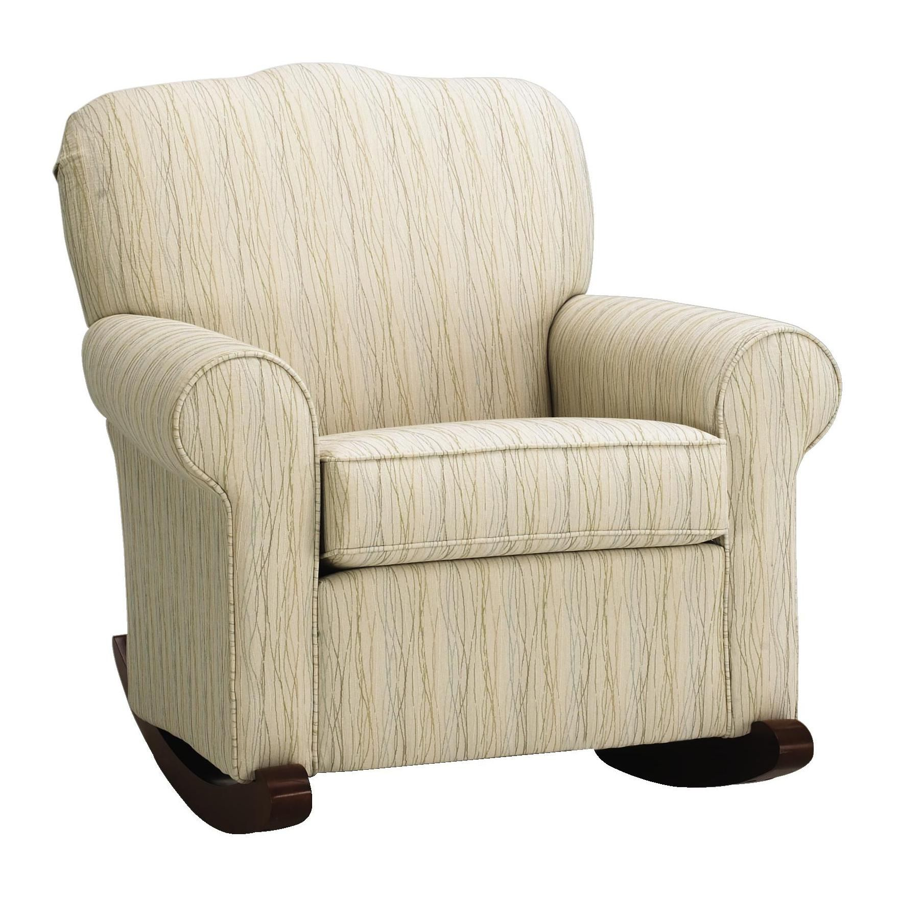 Elegant Furniture · Upholstered Rocking Chair Ideas