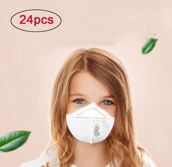 Cinhent Face Masks N95 Particulate Respirator with Valve