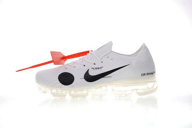 a232471316af Off White X Nike Air Vapormax White Christmas 849558-100 Shoe