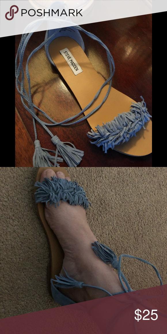 Bikini around ankles