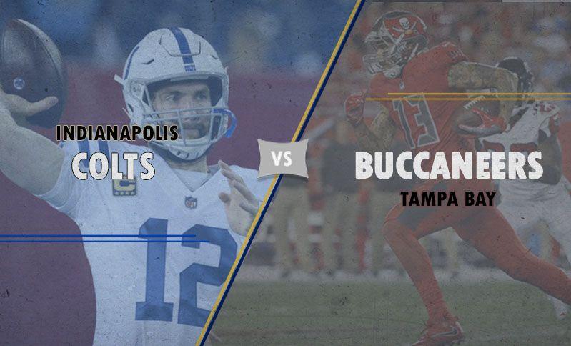 Colts vs Buccaneers 2019. 399 December 710, 2019 in