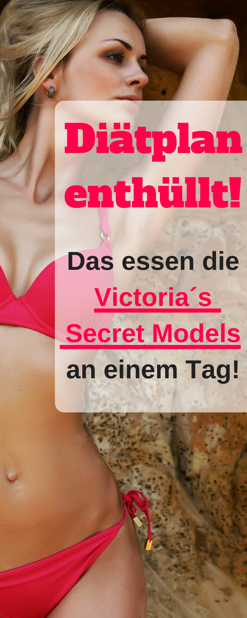 VictoriaS Secret Diät