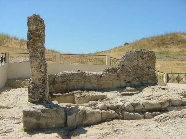 Espera. Yacimiento arqueológico de Carissa Aurelia
