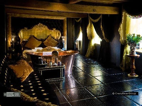 Crazy Bear Botique Hotel In Old Beaconsfield Buckinghamshire United Kingdom