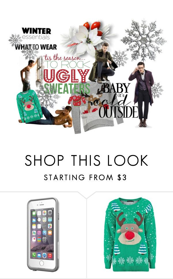 IT'S A MAN'S WORLD... by debbie-l-garrison on Polyvore featuring LifeProof