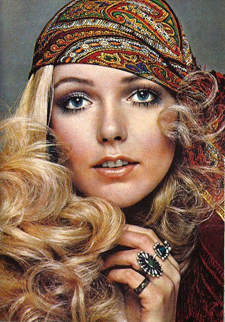 lenco cheveux des annees 1970 annees